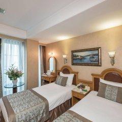 Zagreb Hotel Турция, Стамбул - 14 отзывов об отеле, цены и фото номеров - забронировать отель Zagreb Hotel онлайн комната для гостей фото 3