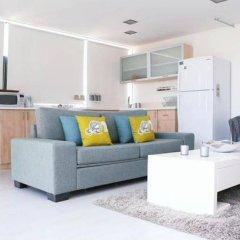 Апартаменты Casa De Colores Apartments - Shimon Hatarsi 20 Тель-Авив комната для гостей фото 2