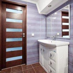 Апартаменты Apartment Krakivska 14 ванная