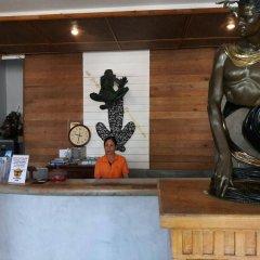 Отель Nangyuan Island Dive Resort Таиланд, о. Нангьян - отзывы, цены и фото номеров - забронировать отель Nangyuan Island Dive Resort онлайн интерьер отеля
