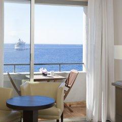Отель Radisson Blu 1835 Hotel & Thalasso, Cannes Франция, Канны - 2 отзыва об отеле, цены и фото номеров - забронировать отель Radisson Blu 1835 Hotel & Thalasso, Cannes онлайн балкон
