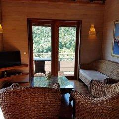 Отель Villa Anuanua - Moorea Папеэте комната для гостей фото 4