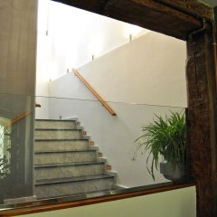 Отель Hostal San Lorenzo Мадрид ванная