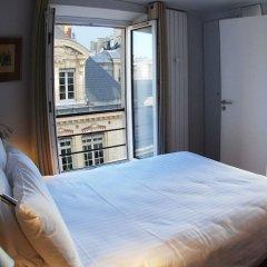 Отель Hôtel des 3 Collèges Франция, Париж - отзывы, цены и фото номеров - забронировать отель Hôtel des 3 Collèges онлайн балкон