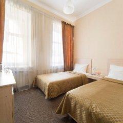 Гостиница Рич 3* Стандартный номер двуспальная кровать фото 4