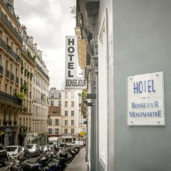 Hotel Bonsejour Montmartre фото 2