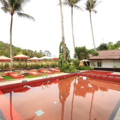 Отель Aonang Paradise Resort развлечения