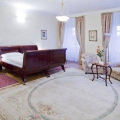 Chateau Hotel Liblice Либлице комната для гостей фото 3