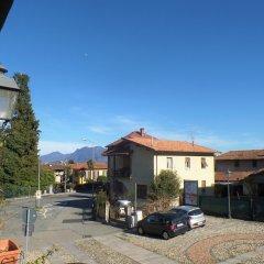 Отель I Due Galletti Azzurri Бавено парковка