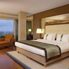 Отель Holiday Inn Istanbul Sisli комната для гостей фото 4