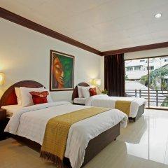 Bamboo Beach Hotel & Spa комната для гостей фото 3