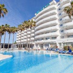 Отель Aparthotel Blue Sea Gran Playa бассейн
