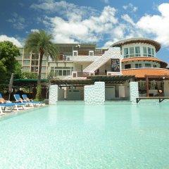 My Way Hua Hin Music Hotel бассейн