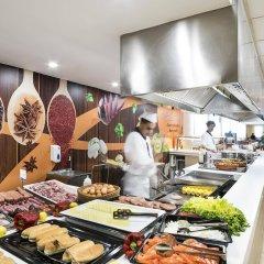 Отель Best Mediterraneo Испания, Салоу - 5 отзывов об отеле, цены и фото номеров - забронировать отель Best Mediterraneo онлайн питание