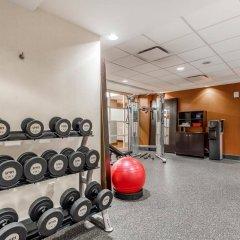 Отель Hampton Inn Manhattan Grand Central фитнесс-зал фото 3