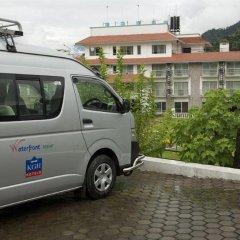 Отель Waterfront by KGH Group Непал, Покхара - отзывы, цены и фото номеров - забронировать отель Waterfront by KGH Group онлайн городской автобус
