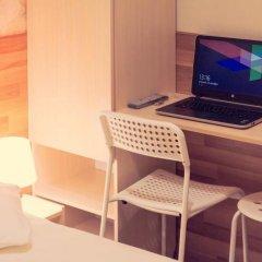Ахаус-отель на Нахимовском проспекте Стандартный номер с двуспальной кроватью фото 9