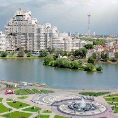 Апартаменты Апартон Минск приотельная территория