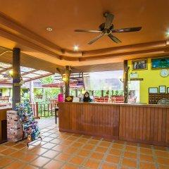 Отель Sunda Resort развлечения