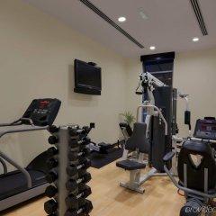 Signature Hotel Apartments & Spa фитнесс-зал