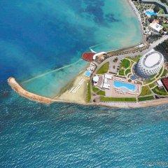 Sentido Gold Island Hotel Турция, Аланья - 3 отзыва об отеле, цены и фото номеров - забронировать отель Sentido Gold Island Hotel онлайн пляж фото 2