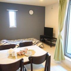 Отель Tenjin Higashi Russo Порт Хаката комната для гостей
