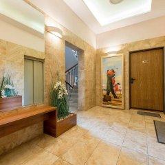 Апартаменты P&O Apartments Powisle интерьер отеля
