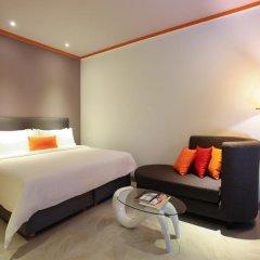 Chabana Kamala Hotel 4* Номер Делюкс с разными типами кроватей фото 2
