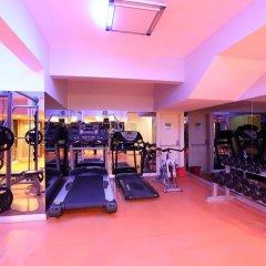 DeLuxe Golden Horn Sultanahmet Hotel фитнесс-зал фото 2