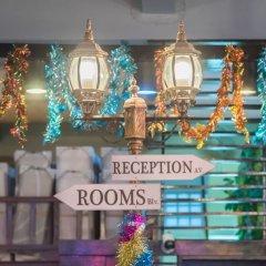 Khaosan Art Hotel Бангкок помещение для мероприятий