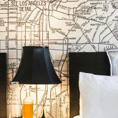 The Mayfair Hotel Los Angeles пляж фото 2