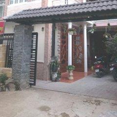Hoang Trang Hostel Далат парковка