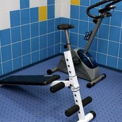Гостиница Евротель Южный фитнесс-зал фото 2