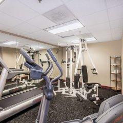 Отель Comfort Inn & Suites Maingate South фитнесс-зал