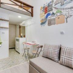 Апартаменты Sokroma Питер FM Aparts в номере фото 2