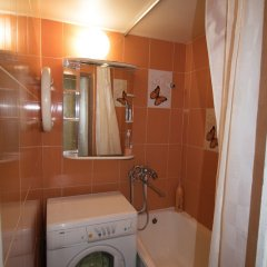 Апартаменты Flats of Moscow Apartment Domodedovskaya 33 ванная