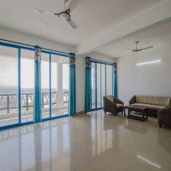 Отель OYO 11897 Home Greek Style 2BHK With Pool Bambolim Гоа балкон