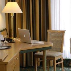 Отель Balance Hotel Leipzig Alte Messe Германия, Ройдниц-Торнберг - 1 отзыв об отеле, цены и фото номеров - забронировать отель Balance Hotel Leipzig Alte Messe онлайн удобства в номере фото 2