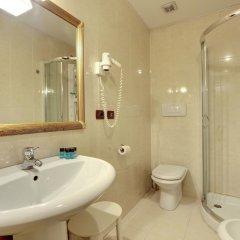 Отель Byron Италия, Венеция - отзывы, цены и фото номеров - забронировать отель Byron онлайн ванная фото 2