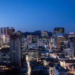 Отель Loisir Hotel Seoul Myeongdong Южная Корея, Сеул - 3 отзыва об отеле, цены и фото номеров - забронировать отель Loisir Hotel Seoul Myeongdong онлайн фото 3