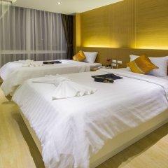 Отель Hamilton Grand Residence Таиланд, На Чом Тхиан - отзывы, цены и фото номеров - забронировать отель Hamilton Grand Residence онлайн комната для гостей фото 4