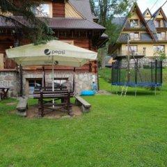 Отель Camping Harenda Pokoje Gościnne i Domki Закопане фото 6