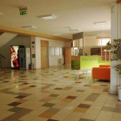 Отель Koleje J.a.komenského Брно интерьер отеля фото 2