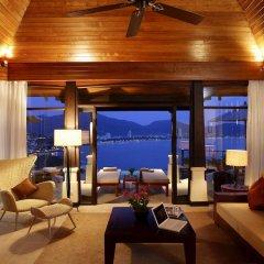 Отель IndoChine Resort & Villas комната для гостей фото 9