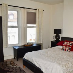 Отель 1 Bedroom Home in Central Brighton Брайтон комната для гостей фото 3