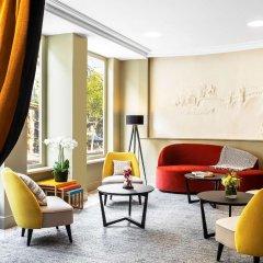 Отель Hôtel des ducs de Bourgogne Париж интерьер отеля
