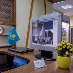 Гостиница DimAL Hostel Almaty Казахстан, Алматы - отзывы, цены и фото номеров - забронировать гостиницу DimAL Hostel Almaty онлайн интерьер отеля фото 3