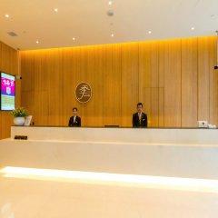 JI Hotel Shanghai Hongqiao West Zhongshan Road интерьер отеля