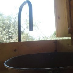 Отель Agricamping La Gallinella Кастаньето-Кардуччи ванная
