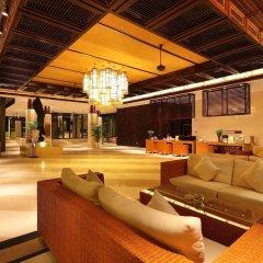 Отель Serenity Coast All Suite Resort Sanya интерьер отеля фото 2